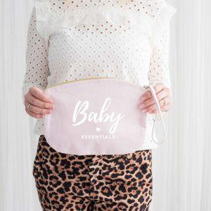 Meisjes toilettas Baby Essentials Girl