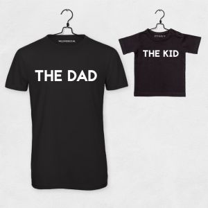T-shirt set The Dad & The Kid