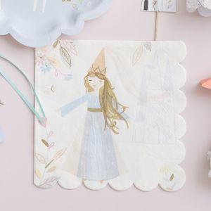 Servetten Magical Princess (16) Meri Meri