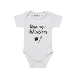 Baby romper welkom sinterklaas kapoentje
