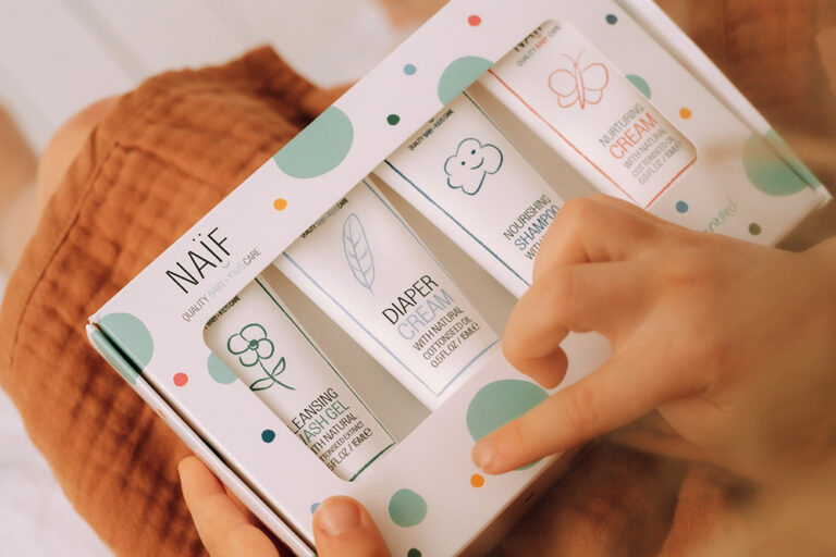 Behind the brand: Naïf